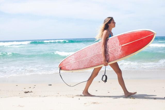 初心者サーフィン女子に教えたい5つの便利グッズ