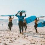【完全ガイド】初心者がサーフィンを始めるときの3つのポイント