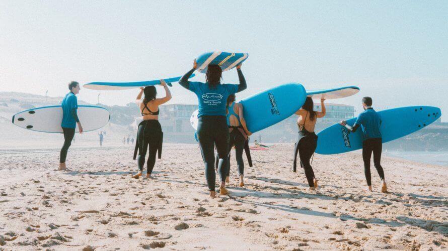 サーフィンを始めたい人向け